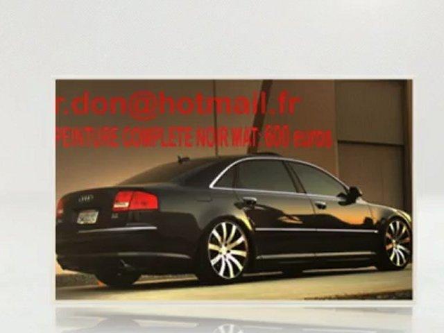 Audi A8, audi A8, Essai video audi A8, covering audi A8