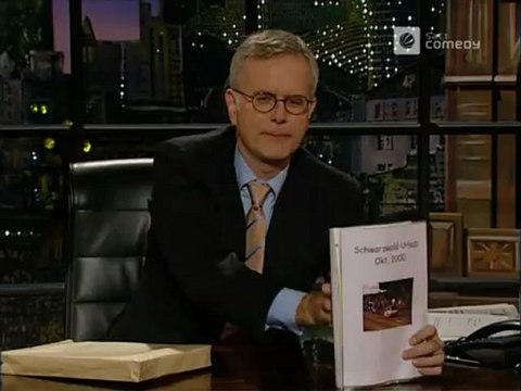 Die Harald Schmidt Show vom 19.02.2002