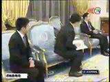 Le Chef de l'Etat reçoit une délégation d'hommes d'affaires chinois