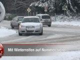 Auf Nummer Sicher - Bei Winterreifen auf dubiose Angebote verzichten