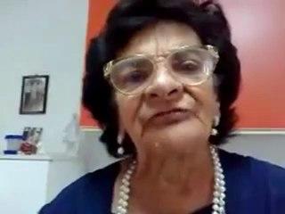 La preziosa Rosaria Mannino canta  Adesso che la scuola è cominciata!