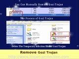 Gozi Trojan - Remove Gozi Trojan