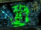 Lego Batman 2 : DC Super Heroes – Course-poursuite avec le Robot Joker dans les rues de Gotham