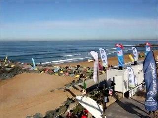 Anglet surf report - 30 Octobre  11h30