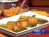 John McLemore Shows How To Test Run Some Dadgum Good Recipes for the Holidays on Chicago's WGN News