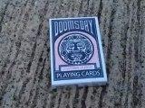 Doomsday Deck (Black Deck seal) by Diamond Jim Tyler - Magic Trick