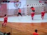 Golazo de locura en el fútbol sala femenino