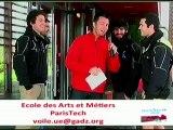 Voiles de Seine 2012  : ARTS & METIERS