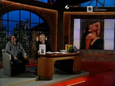 Die Harald Schmidt Show vom 21.02.2002