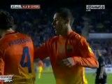 هدف برشلونة الثالث على ديبورتيفو ألافيس (3-0) فابريغاس