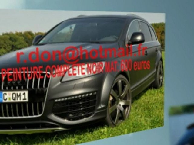 Audi Q7, audi Q7, Essai video audi Q7, covering audi Q7