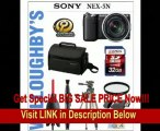 Sony Alpha NEX-5NK Kit Includes Sony Alpha NEX-5NK Black Camera with Sony SEL 18-55mm f3.5-5.6 Lens + LexSpeed 32GB Class 10 Memory Card + Sunpak 9002TM Tripod + Sony LCS-U10 Camera Bag & More! Willoughby's Est. 1898 NEX-5NK Bundle
