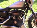 Harley Davidson XL883 N / Sportster XL 883 Iron www.one-motion.fr LYON