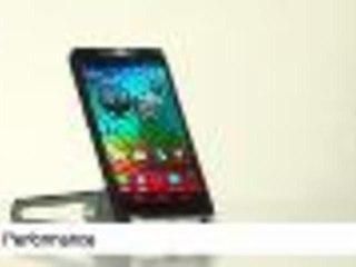 Motorola RAZR i hands-on