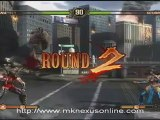Mortal Kombat 9 Offline Pakistani Karachi matches between Jr.Prince (Kitana )Vs, Sr.Prince (Scoprion)  Part 2