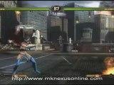 Mortal Kombat 9 Offline Pakistani Karachi matches between Jr.Prince (Kitana )Vs, Sr.Prince (Scoprion) Part 3