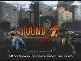 Mortal Kombat 9 Offline Pakistani Karachi matches between Jr.Prince (Kitana )Vs, Sr.Prince (Scoprion) Part 4