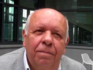 Bruno Tessarech explique comment se fait la sélection des premiers romans reçus pour le Prix Nouveau Talent 2012