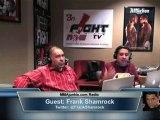 Frank Shamrock on MMAjunkie.com Radio