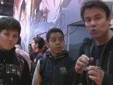 PGW 2012 : Franck Guillaume au stand de Naruto Ultimate Ninja Storm 3 (Partie 2/2)