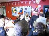 Dunkerque le 27 octobre 2012, Ludovic DUMONT le Top du MasterChef 3 au mariage de Corinne et Alexandre