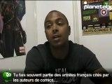 Olivier Coipel en interview pour PlaneteBD.com