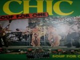 Soup For One/Burn Hard   Chic 1982  (Facciate2)
