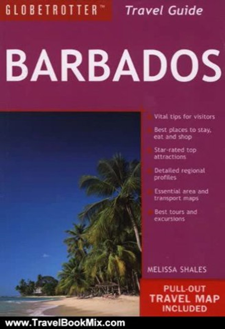 Travel Book Review: Barbados Travel Pack (Globetrotter Travel Packs) by Melissa Shales