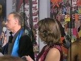 Vernissage du Salon d'automne 2012