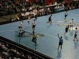 Allemagne -  Monténégro / But Monténégro / Handball Qualifs Euro 2014