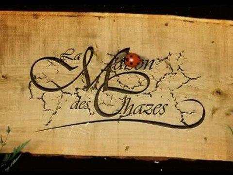 La maison des Chazes, demeure de charme dans le midi de l'Auvergne