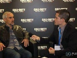Interview de Dominique Drozdz, directeur Animation de Call of Duty : Black Ops 2