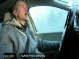 Innovation: Voiture sans conducteur Volvo