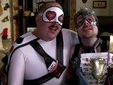"Superhero Roomies - ""Euchre Rising"" Canadian Superhero Comedy Web Series"