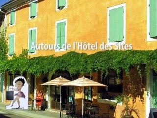Hotel des Sites : Alentours par Mathieu Vignal