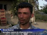 Syrie: la peur des habitants d'un village turc frontalier