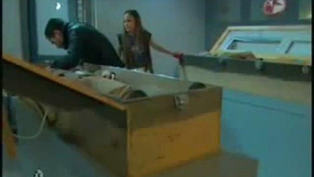 Camaleones - Primer beso de Valentina y Sebastian
