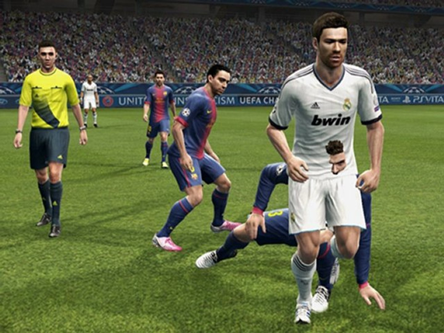 Pro Evolution Soccer 2013 (PES) 2013 PS2 Game ISO Download Link