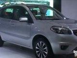 Renault Koleos at Autocar Performance Show 2012