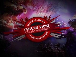 Top 5 LoL ASUS - Republic of Gamers Tournament #1