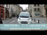 City Mov' France - Autopartage en véhicule 100% Electrique