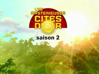 Les Mystérieuses Cités d'Or - Saison 2 - 2012  [Goodspeed]