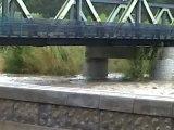 Crue du var : Novembre 2011 : Pont de la Manda (4)