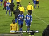 FCM Aubervilliers 2 - 1 Poissy AS (03/11/2012)