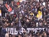 La Marche russe à Moscou : racisme et xénophobie