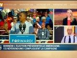 Présidentielle américaine : la Caroline du Nord glisse vers Romney