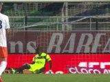 But Younes BELHANDA (19ème) - ESTAC Troyes - Montpellier Hérault SC (1-1) - saison 2012/2013
