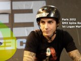 FISE X Paris 2012 BMX Spine Ramp - 1st Martin Logan