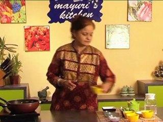 Capsicum Bhaji Recipe