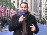 Bruce Toussaint à New-York